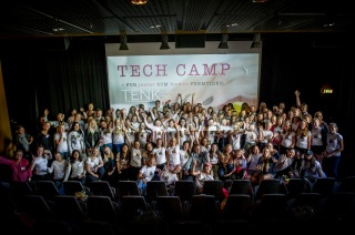 "OSLO - NORWAY - 10.08.2017 -- Tech summer-camp på Teknisk Museum. -- PHOTO: GORM K. GAARE / EUP-BERLIN.COM This image is delivered according to the terms set out in ""Terms - Prices & Terms"" on www.eup-berlin.com"